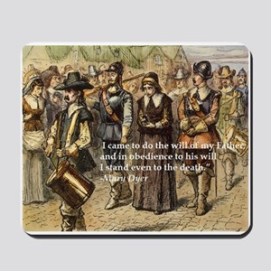 Mary Dyer Mousepad
