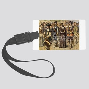 Mary Dyer Large Luggage Tag