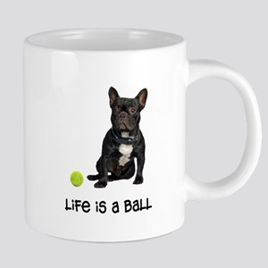 French Bulldog Life 20 oz Ceramic Mega Mug