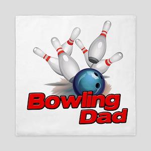 Bowling Dad Queen Duvet