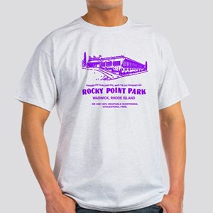 Shore Dinner Hall - PURPLE Light T-Shirt