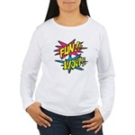 Fun Wow Women's Long Sleeve T-Shirt