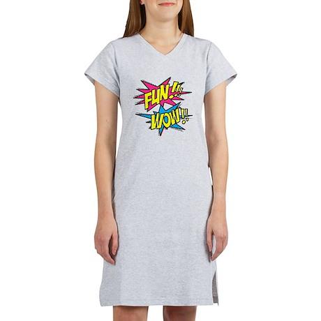Fun Wow Women's Nightshirt