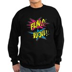 Fun Wow Sweatshirt (dark)