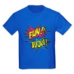 Fun Wow Kids Dark T-Shirt