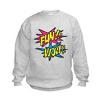 Fun Wow Kids Sweatshirt