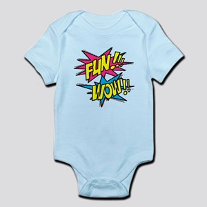 Fun Wow Infant Bodysuit
