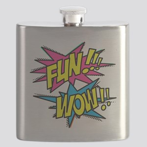 Fun Wow Flask