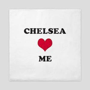 Chelsea Loves Me Queen Duvet