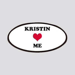 Kristin Loves Me Patch