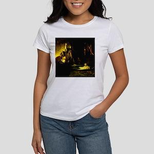Raising of Lazarus Rembrandt Women's T-Shirt
