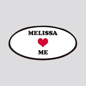Melissa Loves Me Patch