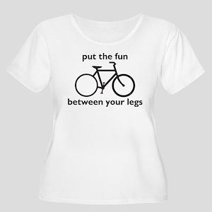 Bike: Fun Between Your Legs Women's Plus Size Scoo
