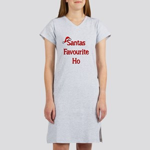 Santas Favourite Ho Women's Nightshirt
