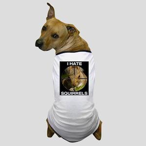 Squirrel/Scope Dog T-Shirt