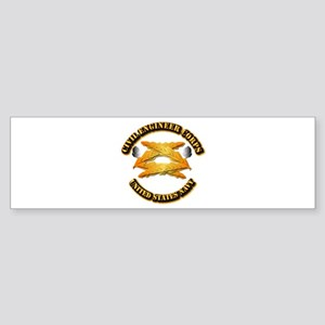 Navy - Civil Engineer Corps Sticker (Bumper)
