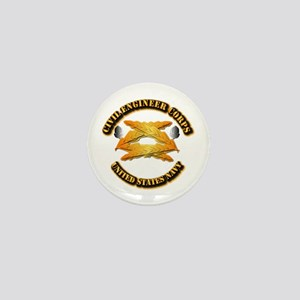 Navy - Civil Engineer Corps Mini Button