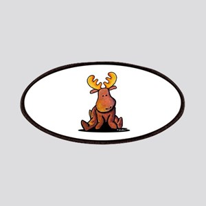 KiniArt Moose Patches