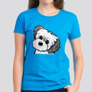 Shih Tzu Sweetie Women's Dark T-Shirt