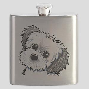 Shih Tzu Sweetie Flask