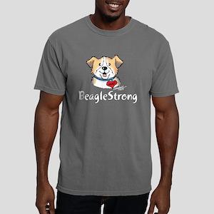 BeagleStrong-Dk apparel Mens Comfort Colors Shirt