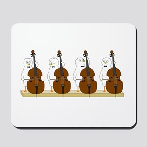 Bass Quartet Mousepad