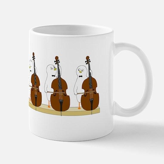 Bass Quartet Mug