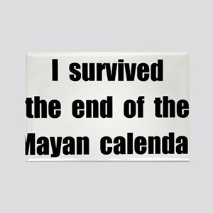 I Survived The End Of The Mayan Calendar (II) Rect