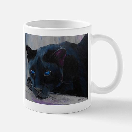 Blue Eyed Beauty Mug