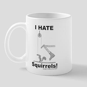 Boot the Squirrel Mug