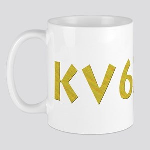 KV62 Mug
