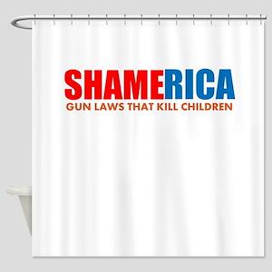 Shamerica! Shower Curtain