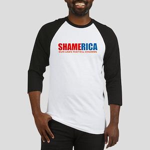 Shamerica! Baseball Jersey