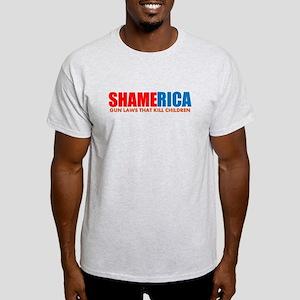 Shamerica! Light T-Shirt
