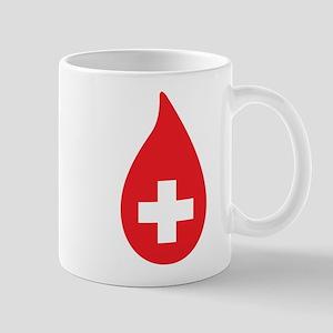 Donate Blood Mug
