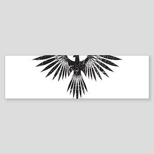 Bird of Prey Sticker (Bumper)