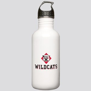 Davidson Wildcats Masc Stainless Water Bottle 1.0L
