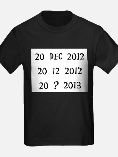 2o Dec 2012/20 12 2012/20 ? 2013 T
