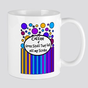 coffee and gross stuff 5 Mug