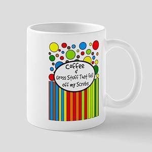 coffee and gross stuff 3 Mug