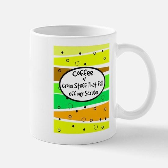 coffee and gross stuff 2.PNG Mug