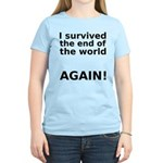 I survived . . . AGAIN! Women's Light T-Shirt