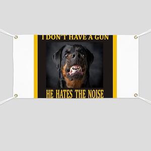 My Dog Banner