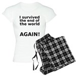 I survived . . . AGAIN! Women's Light Pajamas