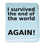 I survived . . . AGAIN! baby blanket