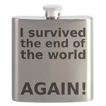 I survived . . . AGAIN! Flask