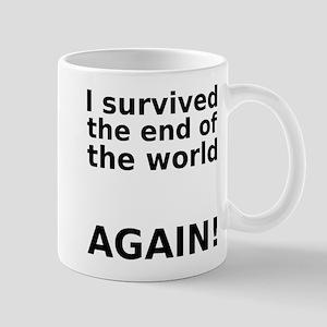 I survived . . . AGAIN! Mug