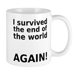 I survived . . . AGAIN! Mug