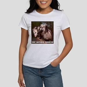 MOTHER POSSUM Women's T-Shirt