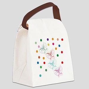 Flutter Flight Canvas Lunch Bag